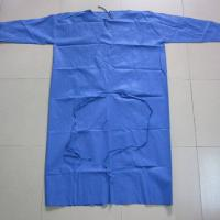 China Single Use Sterile Disposable Protective Clothing Blue / Green Customized wholesale