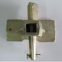 China Manufacture of Galvanized Wedge Rapid Clamp from China Rapid bar clamp wholesale
