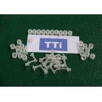 Quality Precision Injection Molding For Precision Threaded tubes & Tranparent Parts for sale