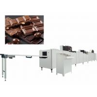 China Commercial Pastry Making Equipment / Multifunctional Chocolate Enrober Machine wholesale
