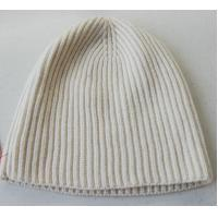 Buy cheap Women Knitted Hat Ribs Knitting Patterns Accessories 2/28 nm Spinning Yarn OEM product