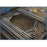 China Inspection Hole Membrane Mandrel Block Water Wall Panels With ASME Standard wholesale