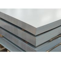 China Reliable Galvanised Steel Sheet , Construction Galvanized Steel Flat Sheet wholesale