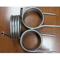 China heat exchanger titanium coil tube on sale