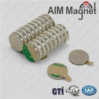 China N35 ndfeb circle magnets for sale wholesale