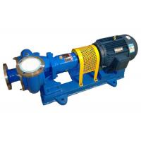 China Stainless Steel Non Clog High Temperature Water Pump With 6.3 - 400 M3/H Flow wholesale