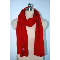 Buy cheap Merino Wool Cashmere Knitting Patterns Accessories Solid Color Scarf For Ladies product