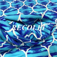 China Nylon Polyester Recycling Recycled Elastane Portland Solid Colors Repreve wholesale