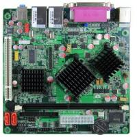 China Intel 945GSE Mini-itx Motherboard Onboard ATOM N270 CPU wholesale