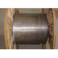 China Industrial Stainless Steel Coiled Tubing TP316 / 316L For Water System EN10204 3.1 wholesale