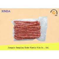 China PA / PE Plastic Food Vacuum Bags for Packaging 16.5 x 22 cm 68 micron wholesale