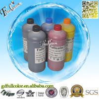 China Water Based Inkjet Compatible Printer Inks For Photo Poster Printing on sale