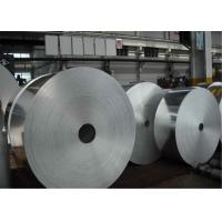 China 1.5mm Steel Clad Thin Aluminum Strips With Air Cooling Tower Heat Exchange Base Tube on sale