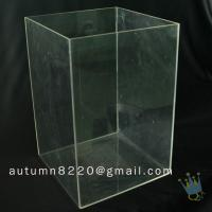 China BO (14) clear acrylic box wholesale
