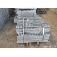 Hot Dipped Galvanized Heavy Duty Steel Grating for Structural Components and Metal Work