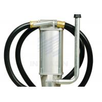 Quality 10 Gal Fuel Hand Drum Pump Wirh 2m Delivery Hose And Dispensing Spout for sale