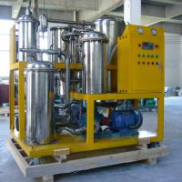 China Cooking Oil Disposable Machine,UCO Treatment Plant wholesale