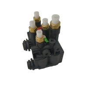 China LR070246 Air Suspension Compressor Valve Block For Range Rover L405 L494 wholesale