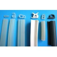 China Custom Silicone Rubber Sealing Strips Oven Door Gasket , Durometer Shore 40-80A wholesale