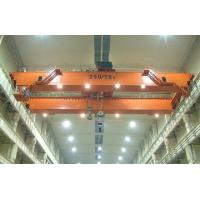 China Double Beam Travelling Overhead Crane EOT Crane With Hydraulic Brake High Safety wholesale