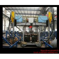 China H Beam Production Line Gantry Welding Machine / Equipment With Two Submerged Welder wholesale