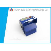 China Table Top High Security Key Machine , Car Key Cutting Equipment Touch Screen wholesale