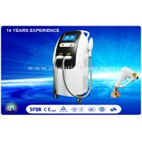 China English Ipl Diode Laser Machine Ultra Quiet Water Pump 2 In 1 wholesale