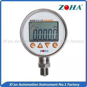 China High Temperature Digital Pressure Gauge For Scientific Research Experiment wholesale