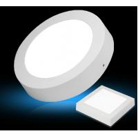 China LED Surface Mounted Panel Light Square 18W round down light led SMD2835 chip Epistar wholesale