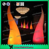 China Festival Event Party Decoration Customized Inflatable Cone Pillar Entrance wholesale