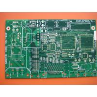 China Immersion Silver 4 Layer Multilayer PCB Fabrication For Access Control / Printers wholesale
