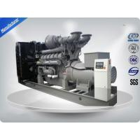 China Projects Used Mega Diesel Genset / 1800 rpm Mitsubishi Engine Generator Set for Standby Power wholesale