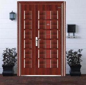 China Metal Door (GY-S023) on sale