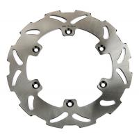 China OEM Wave Rear Solid Disc Rotor  Motorcycle Disc Brake For SUZUKI wholesale