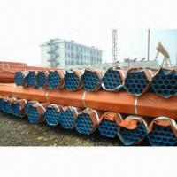 China BS1387 Steel Pipes, Used for Scaffolding, Structure, Fence, Door and Furniture on sale