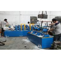 China Steel High Quality 12 Head Big Round Stainless Steel Pipe Polishing Machine ∮51-125mm wholesale