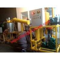China Engine Oil Distillation System, Base Oil Distillated Production Line wholesale