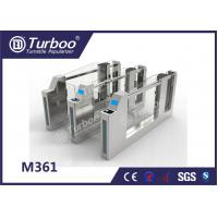 Buy cheap Multiple Control Modes Optical Barrier Turnstiles With Various Interfaces from wholesalers