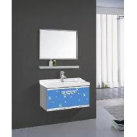 China Stainless Steel Bathroom Cabinet (F-3168) wholesale