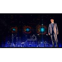 China Pepper's Ghost Holographic Projection System Hologram 3D Display For Event wholesale