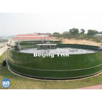 China Corrosion Resistance Drinking Water Storage Tank 0.25 - 0.45 Mm Coat Thickness on sale