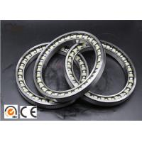 China Stainless Steel Groove Ball Bearing / Excavator Swing Bearing Replacement YNF02793 wholesale