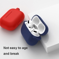 China Soft Silicone Apple Airpods Pro Case Cover wholesale