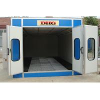 Quality Professional Industrial Infrared Paint Spray Booth With 6900*3900*2600 mm for sale