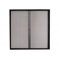 China H13 - H14 HEPA Filter With DOP Port For GMP Workshop / Clean Room Air Filter wholesale