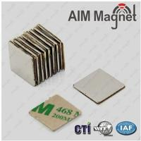 Buy cheap Strong N35 Nickel ndfeb rectangle magnet from wholesalers