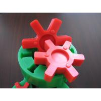 Buy cheap L Type Red Polyurethane / PU Coupling Taper Bore Universal Series from wholesalers