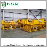 China Yellow 60m3 Rotary Vacuum Filter For Mining Wastewater Dewatering wholesale