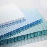 China Plastic Polycarbonate PC Hollow Sheet for Green House wholesale