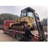 China Original Color Caterpillar Used CAT Bulldozer D5K XL PAT Blade 4 Cylinders wholesale